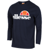 Ellesse-Grazie LS T-shirt-Dress Blues-2048963