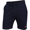 Ellesse-Grimani Fleece Shorts-Navy-2147423