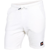 Ellesse-Grimani Fleece Shorts-Off White-2147424