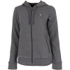 Fila-Full Zip Fleece Hoodie-Graphite-2224791