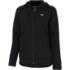 Fila-Full Zip Fleece Hoodie-Black-2224792