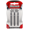Harrows-Nylon Shafts m/Klemmering-No Colour-1220716