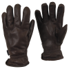 Hestra-Deerskin Winter Lined Handsker - Herre-Dark Brown-1196778