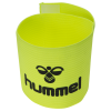 Hummel-Old School Anførerbind-Flourecent Green/Bla-1237150