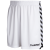 Hummel-Stay Authentic Poly Spillershorts - Herre-White-1286587