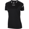 hummel-Authentic Charge Poly T-shirt-Black-1489898