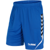 Hummel-Authentic Charge Poly Shorts-True Blue-1490055