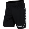 Hummel-Authentic Charge Poly Shorts-Black-1490059