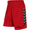 Hummel-Authentic Charge Poly Shorts-True Red-1490060