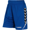 Hummel-Authentic Charge Poly Shorts-True Blue-1490063