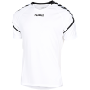 hummel-Authentic Charge Poly T-shirt-White Pr-2026547