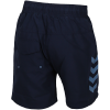 Hummel-Shaun Board Shorts-Black Iris-2072083