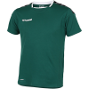 Hummel-Authentic Poly T-shirt-Evergreen-2106242
