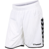 Hummel-Authentic Poly Shorts-White-2106286