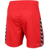 Hummel-Authentic Poly Shorts-True Red-2106318