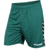 Hummel-Authentic Poly Shorts-Evergreen-2106380