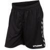 Hummel-Authentic Poly Shorts-Black/White-2106455
