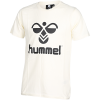 Hummel-Tres T-shirt-Whisper White-2123355