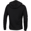 Hummel-Authentic Poly Hoodie-Black/White-2143373