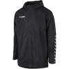 Hummel-Authentic All-Weather Jacket-Black/White-2143421