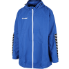Hummel-Authentic All-Weather Jacket-True Blue-2143424