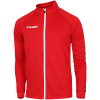 Hummel-Authentic Poly Zip Jacket-True Red-2143433