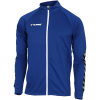 Hummel-Authentic Poly Zip Jacket-True Blue-2143436