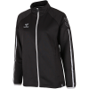 Hummel-Cima Zip Jacket-Black-2143514
