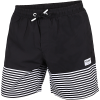 Hummel-Chase Board Shorts-Black-2145569