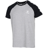 Hummel-Mark T-shirt-Grey Melange-2145827