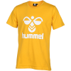 Hummel-Tres T-shirt-Golden Rod-2147461
