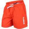 Hummel-Bondi Board Shorts-Mandarin Red-2147517