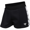 Hummel-Lilly Shorts-Black-2147803
