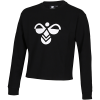 Hummel-Cinco Sweatshirt-Black-2147920