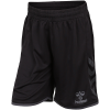 Hummel-Authentic Poly Shorts-Black-2156980