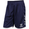 Hummel-Authentic Poly Shorts-Marine-2156981