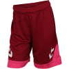Hummel-Lead Poly Shorts-Biking Red-2172685