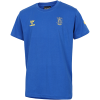 Hummel-Brøndby IF Warm Up T-shirt-Olympian Blue-2189389