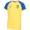 Hummel-Brøndby IF Fan T-shirt-Minion Yellow-2189395