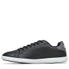 Lacoste-Graduate Leather-Blk/Dk Gry-2104478