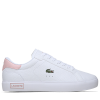 Lacoste-Powercourt Smooth Leather-Wht/Lt Pnk Leather-2207575