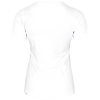 M79-Basic Stretch T-shirt - Dame-White-1312925
