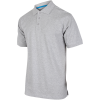 M79-Basic Pique Polo-Grey Melange-1489347