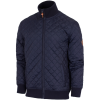 M79-Quilted Layer Jakke-Navy-1601223