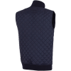 M79-Quilted Layer Vest-Navy-1601245