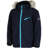 M79-Sporty Jacket (WP10)-Dust Blue Melange-2022447