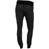 M79-Knit Cosy Joggingsæt -Black Yarn Dyed-2040940
