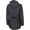 M79-Quilted Thermo Jacket-Grey Snow Melange-2068679