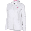 M79-Relaxed Soft Zip Hoodie-Bright White Melange-2068700