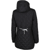 M79-Quilted Thermo Jakke-Black-2144158